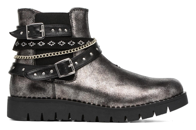 Boots en enkellaarsjes ASSO 60156 Grijs achterkant