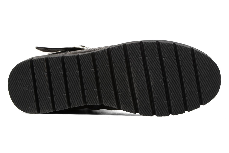 Bottines et boots ASSO 60156 Gris vue haut