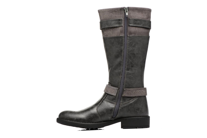 Laarzen ASSO 58009 Grijs voorkant