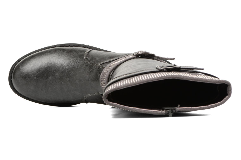Laarzen ASSO 58009 Grijs links