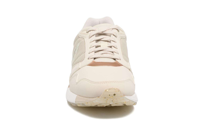 Baskets Le Coq Sportif Omega W Blanc vue portées chaussures