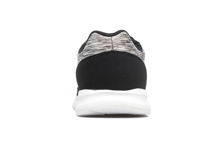 Baskets Le Coq Sportif LCS R600 Jacquart Noir vue droite