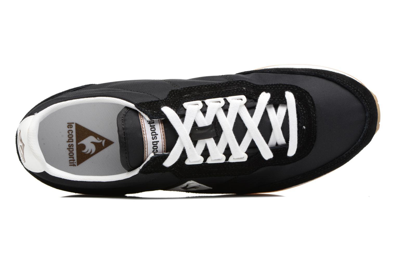 Baskets Le Coq Sportif Azstyle Gum Noir vue gauche
