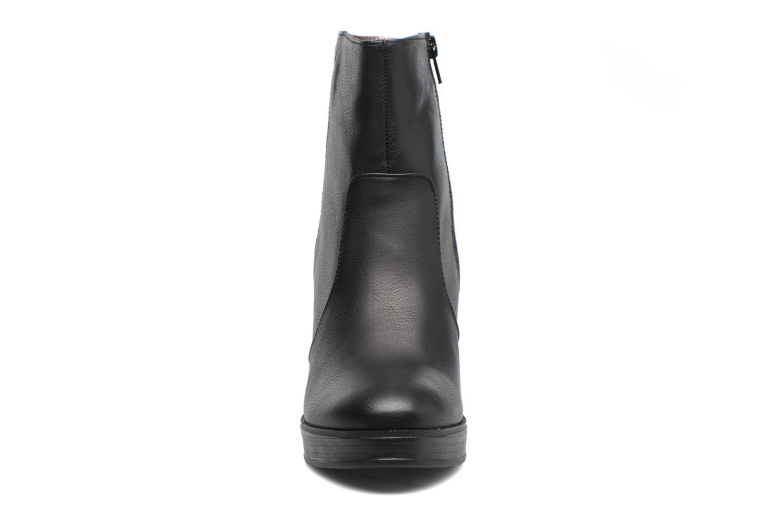 Bottines et boots Bullboxer Helen Noir vue portées chaussures