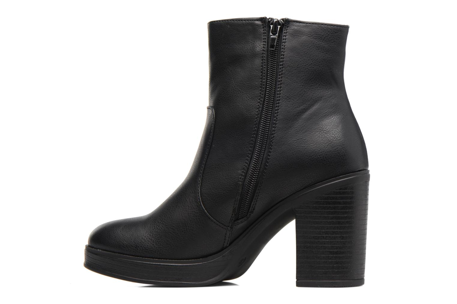 Ankle boots Bullboxer Helen Black front view