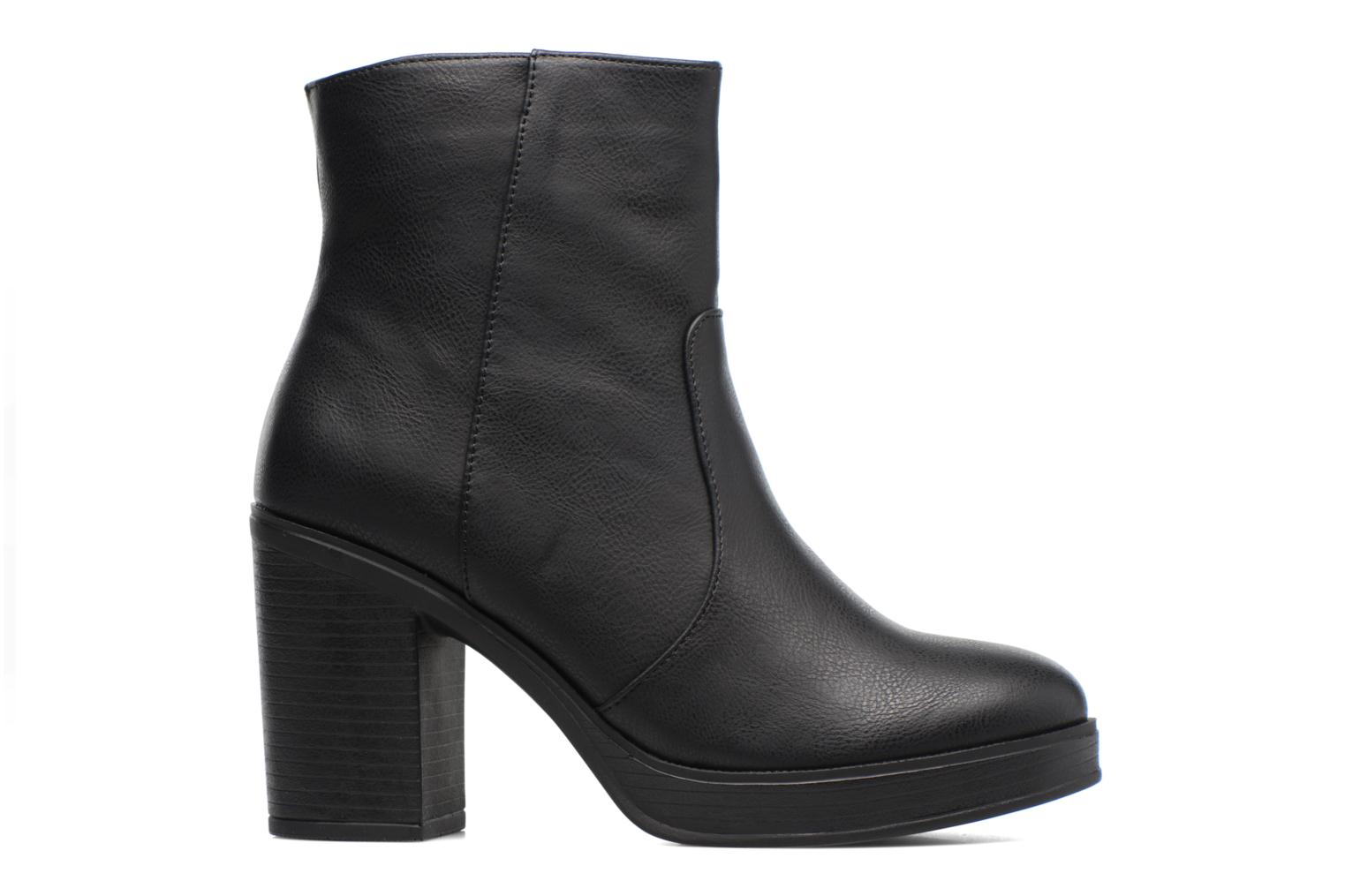 Ankle boots Bullboxer Helen Black back view