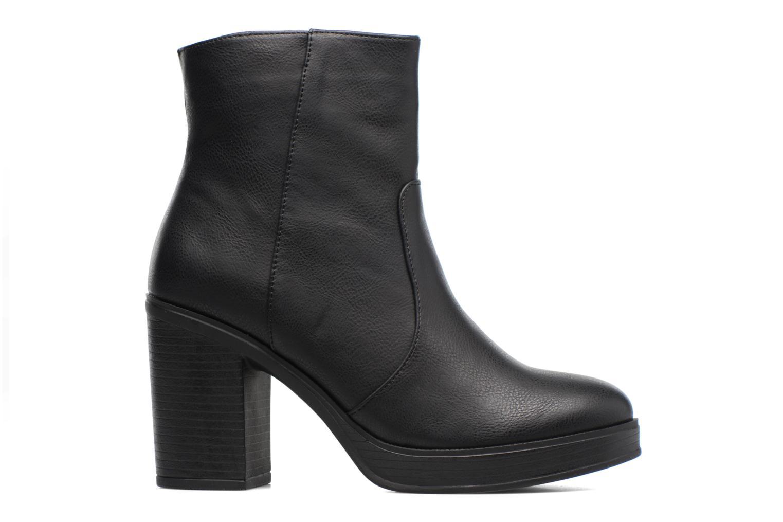 Bottines et boots Bullboxer Helen Noir vue derrière