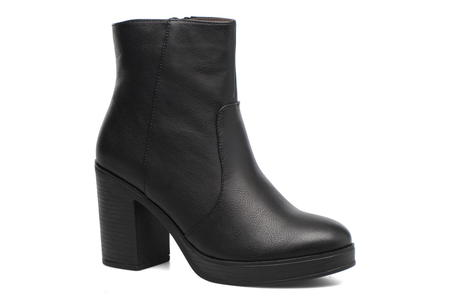 Ankle boots Bullboxer Helen Black detailed view/ Pair view