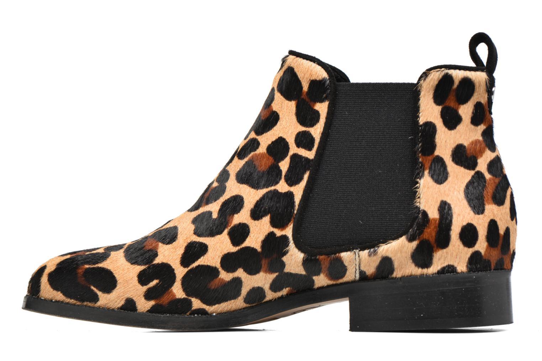 Bottines et boots COSMOPARIS VERO/PONY Multicolore vue face