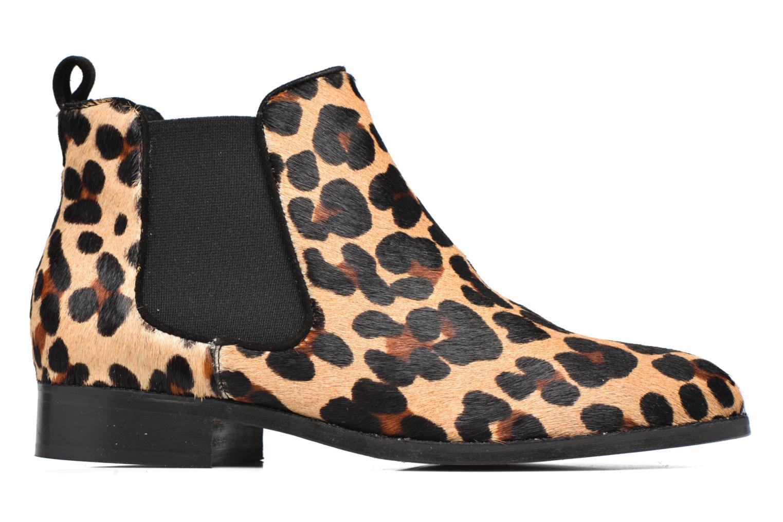 Bottines et boots COSMOPARIS VERO/PONY Multicolore vue derrière