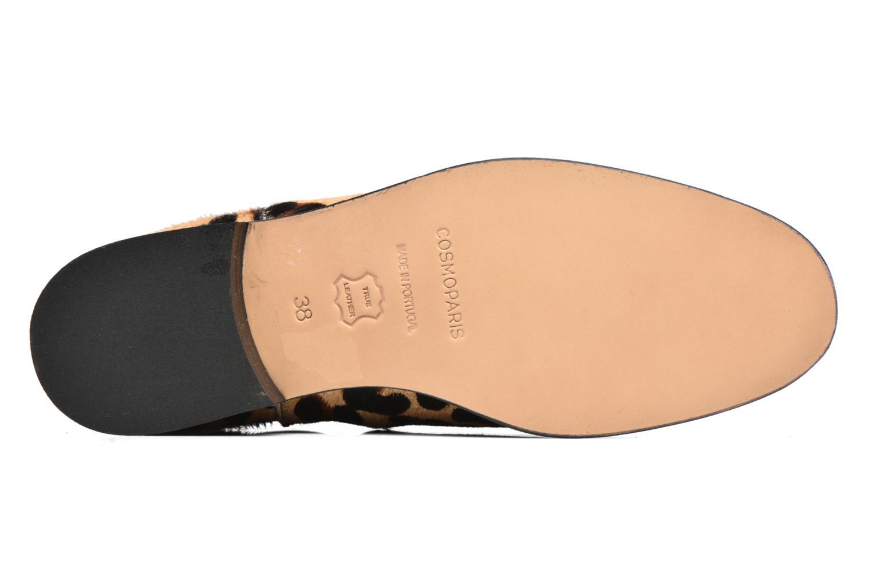 Bottines et boots COSMOPARIS VERO/PONY Multicolore vue haut