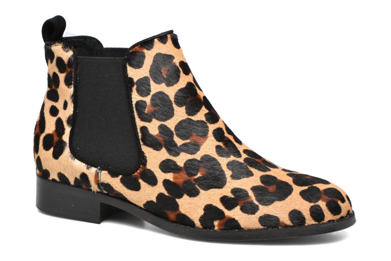 Bottines et boots COSMOPARIS VERO/PONY Multicolore vue détail/paire
