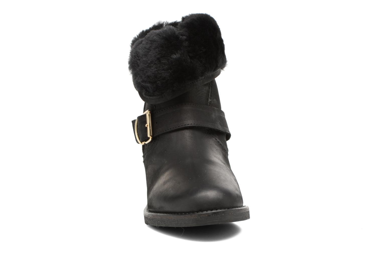 Grandes descuentos últimos zapatos COSMOPARIS FLOA/NUB (Negro) - Botines  Descuento