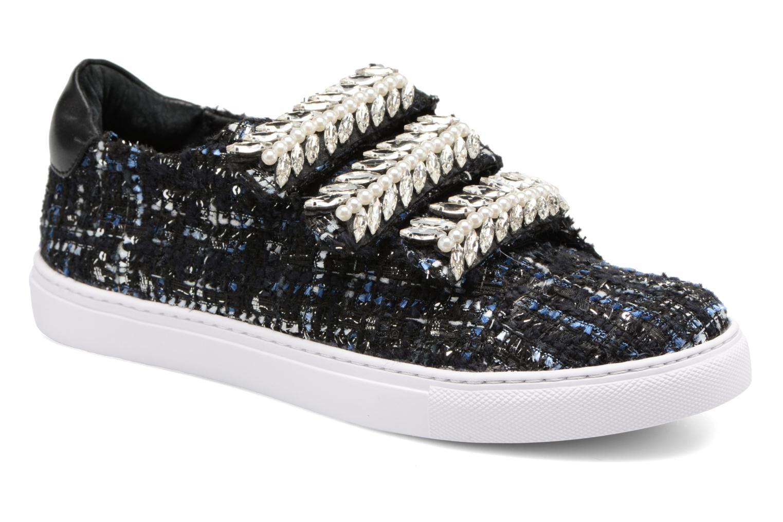 Los últimos zapatos de descuento para hombres y mujeres COSMOPARIS HILEO/TWEED (Azul) - Deportivas en Más cómodo