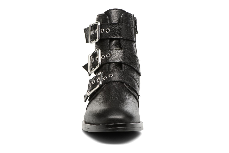 Bottines et boots COSMOPARIS DUMI Noir vue portées chaussures