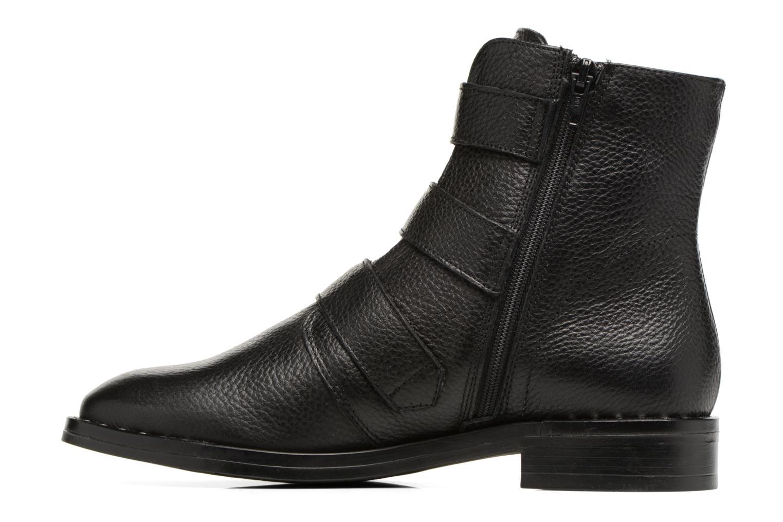 Bottines et boots COSMOPARIS DUMI Noir vue face