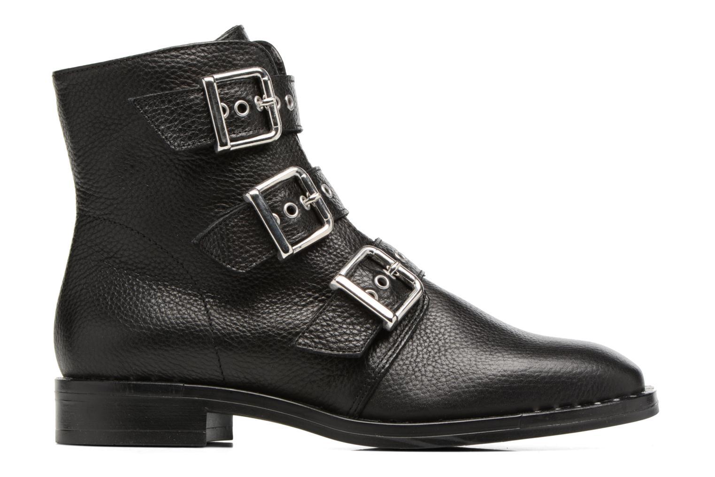 Bottines et boots COSMOPARIS DUMI Noir vue derrière