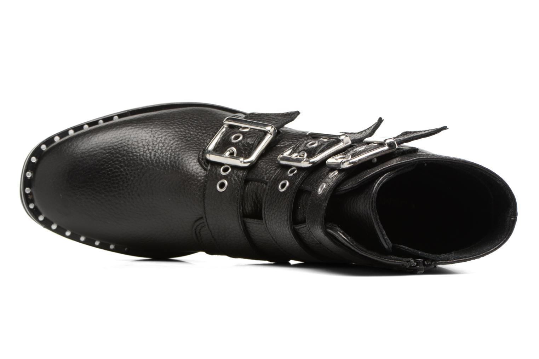 Bottines et boots COSMOPARIS DUMI Noir vue gauche