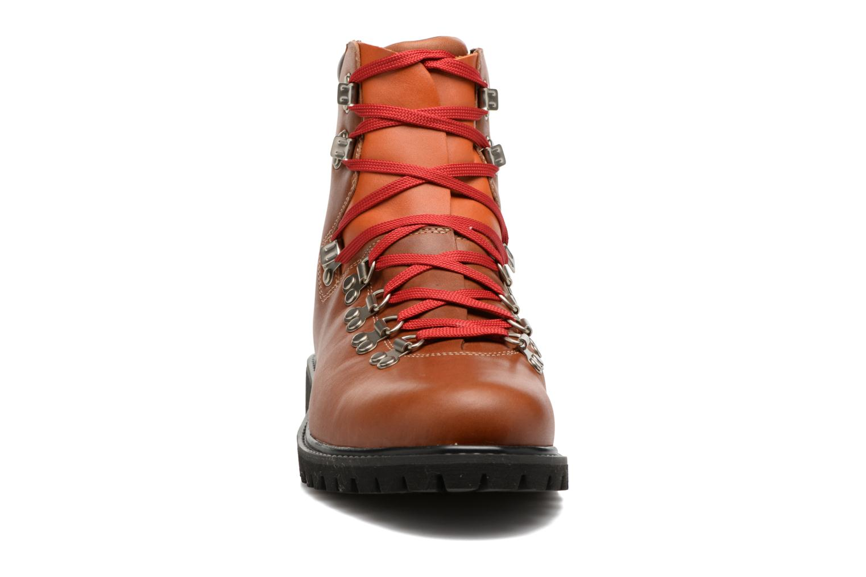 Bottines et boots Timberland 1978 Hike WP Marron vue portées chaussures