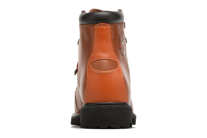 Bottines et boots Timberland 1978 Hike WP Marron vue droite