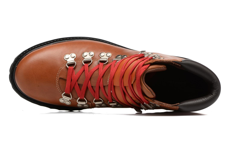 Bottines et boots Timberland 1978 Hike WP Marron vue gauche