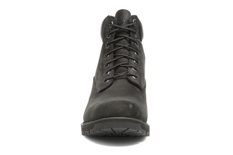 """Bottines et boots Timberland Radford 6"""" Boot WP Noir vue portées chaussures"""