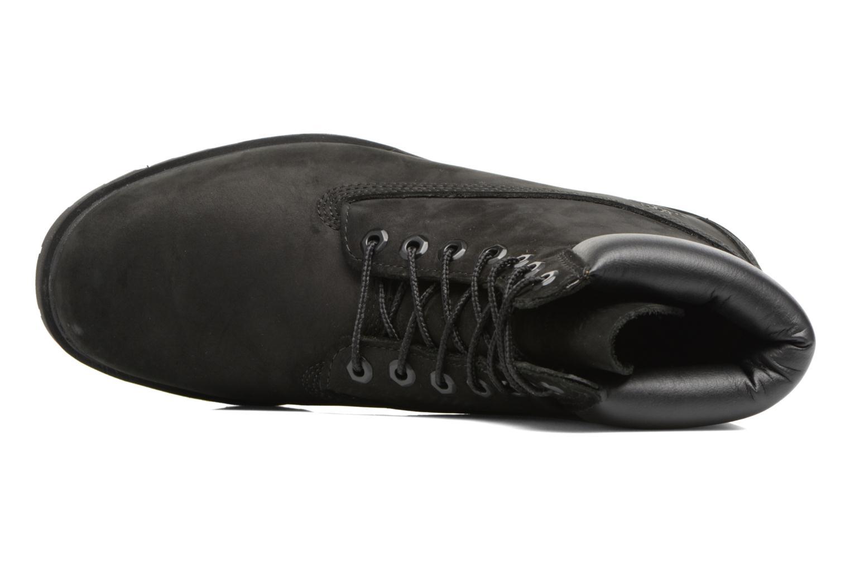 "Bottines et boots Timberland Radford 6"" Boot WP Noir vue gauche"