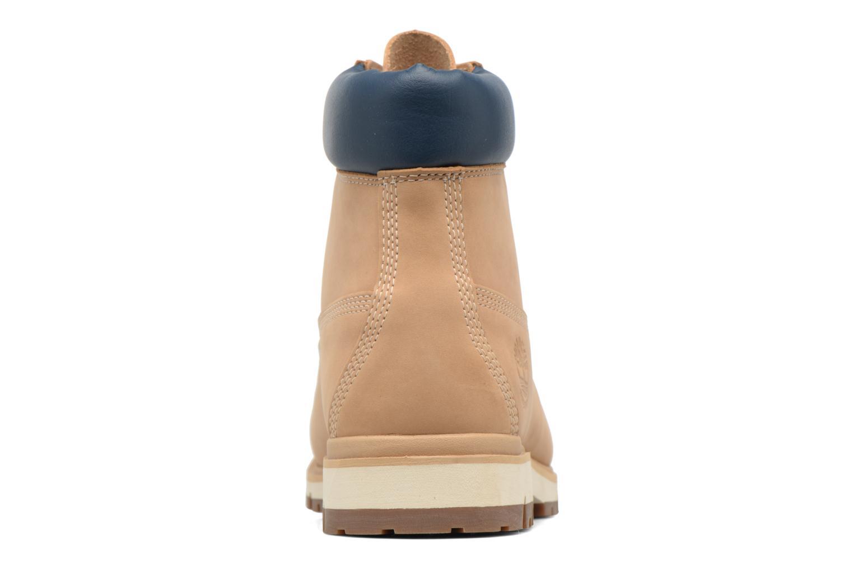 "Radford 6"" Boot WP Iced Coffee Waterbuck"