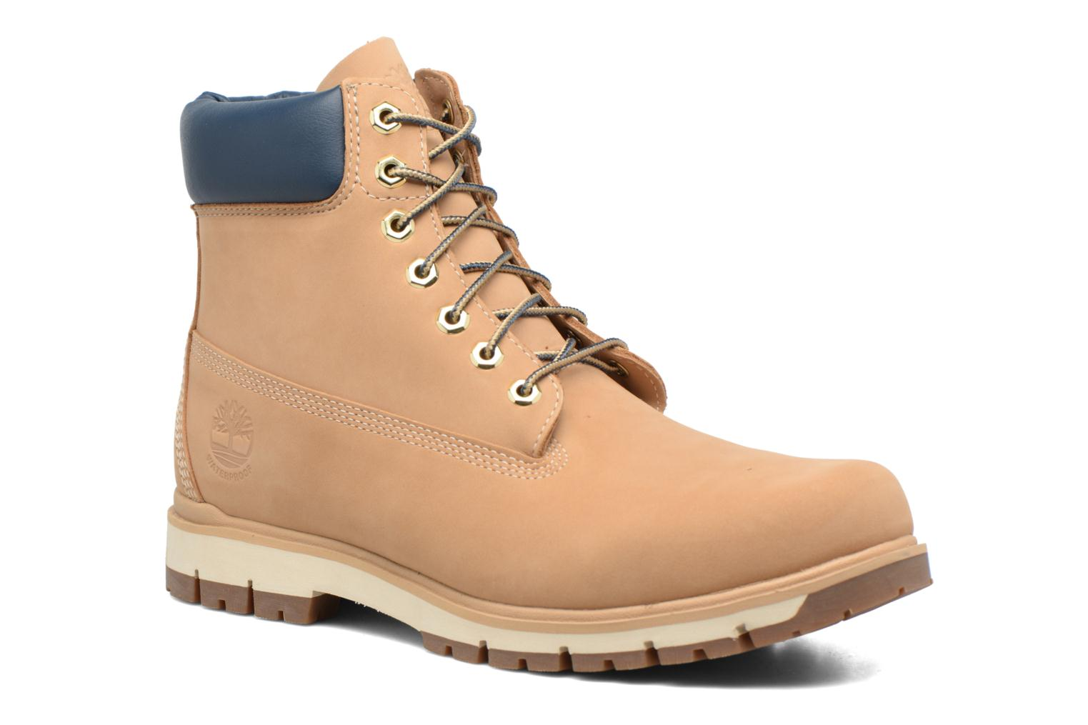 "Radford 6"" Boot WP Iced Coffee Waterbuck"
