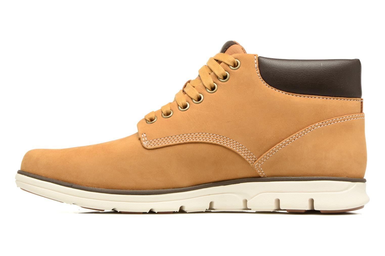 Bottines et boots Timberland Bradstreet Chukka Marron vue face