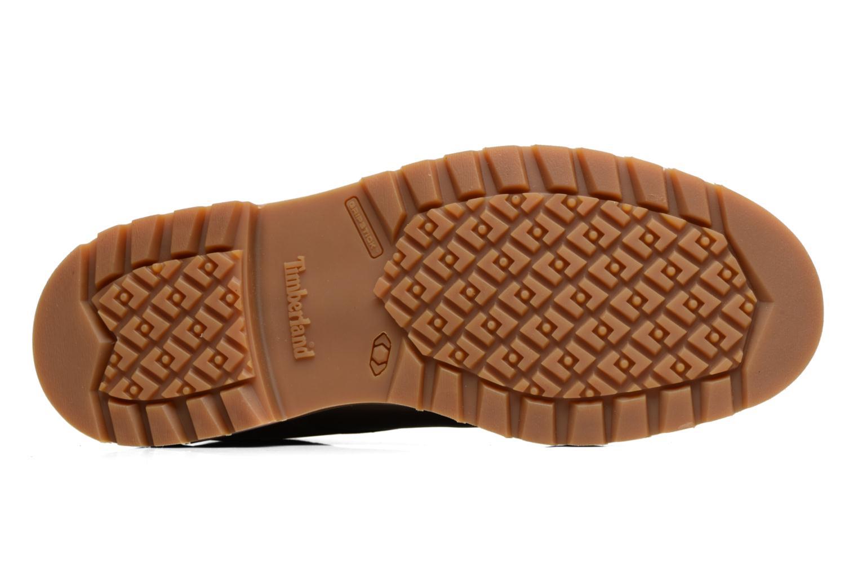 Chaussures à lacets Timberland Larchmont Oxford Marron vue haut