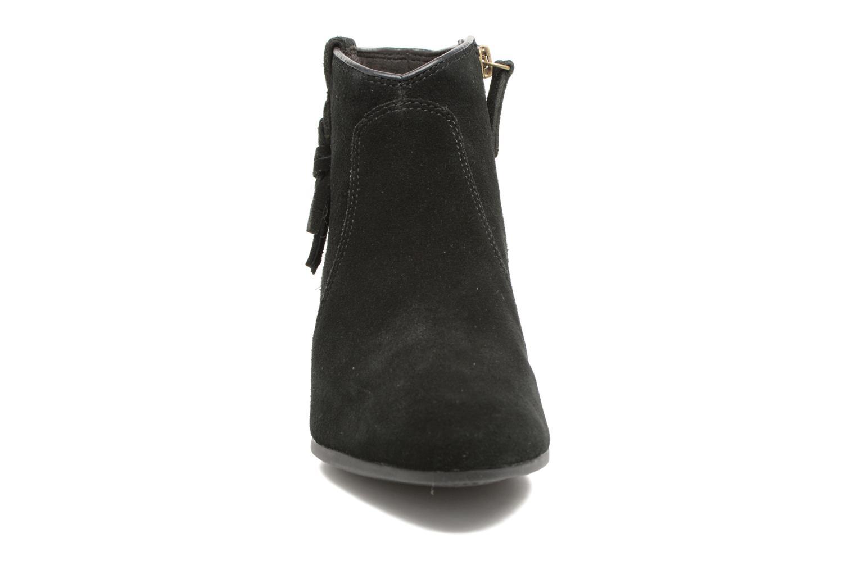 Bottines et boots Timberland Carleton Tassle Boot Noir vue portées chaussures