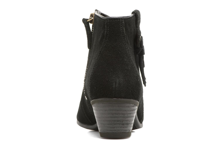 Bottines et boots Timberland Carleton Tassle Boot Noir vue droite