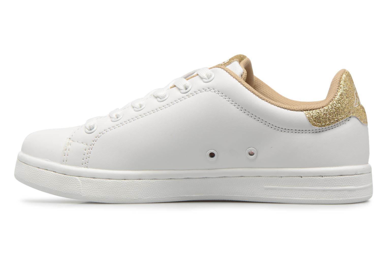 White/black Kappa Palavela (Blanc)