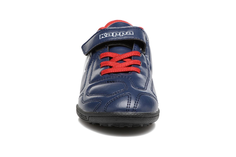 Chaussures de sport Kappa Parek TG Kide EV Bleu vue portées chaussures