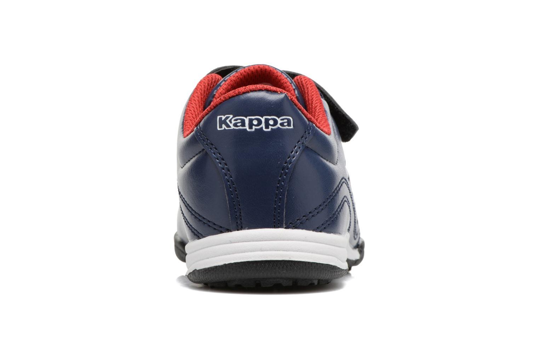 Chaussures de sport Kappa Parek TG Kide EV Bleu vue droite
