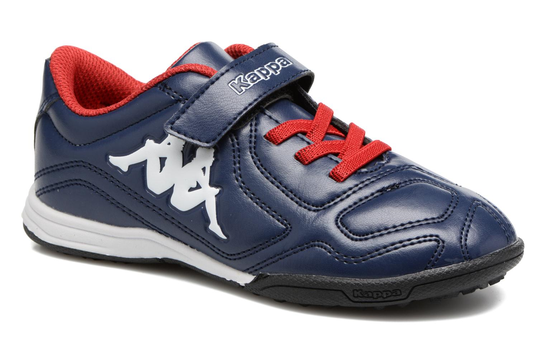 Chaussures de sport Kappa Parek TG Kide EV Bleu vue détail/paire