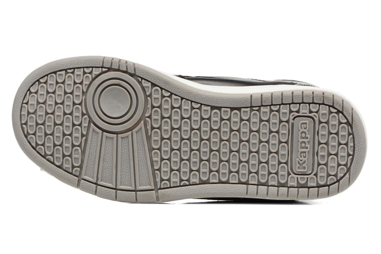 Sneakers Kappa Draver Mid EV Zwart boven