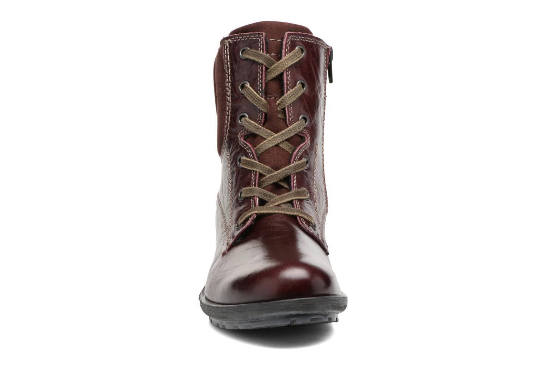 Boots en enkellaarsjes Josef Seibel Sandra 64 Bordeaux model