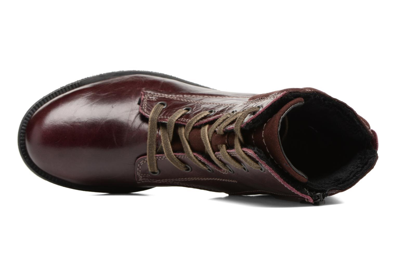 Grandes descuentos últimos zapatos Josef Seibel Sandra 64 (Vino) - Botines  Descuento