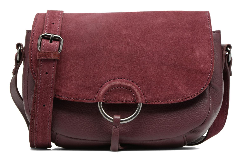 Sacs à main Pieces Joline Leather Crossbody Bordeaux vue détail/paire