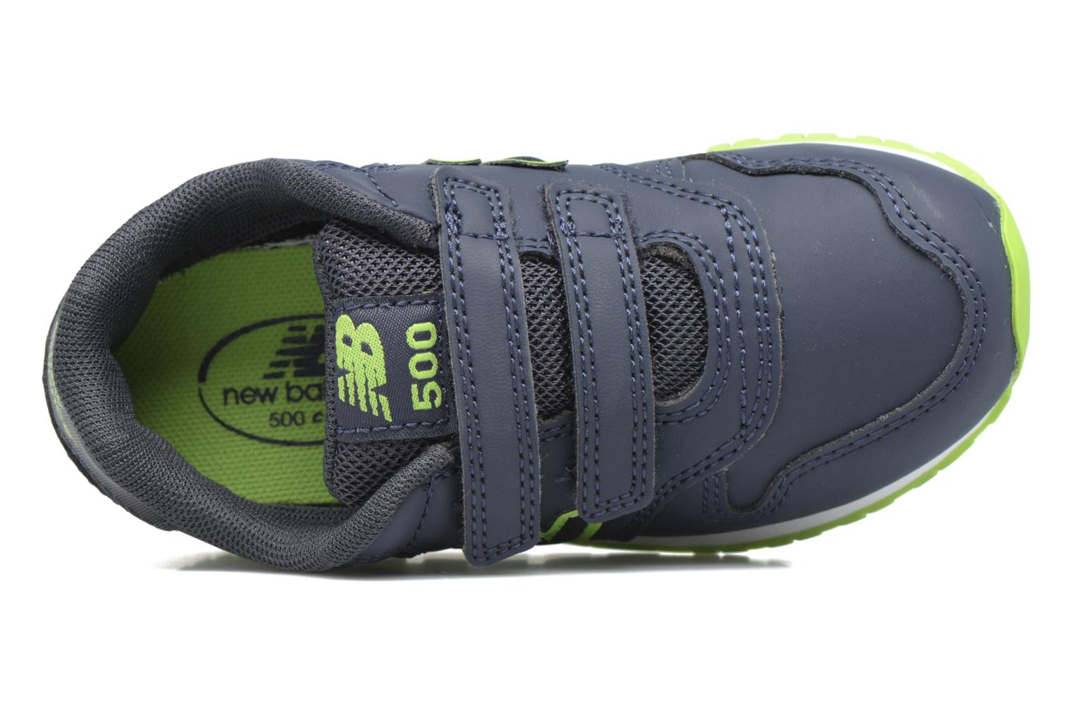 KV500 I GEI Navy/Green