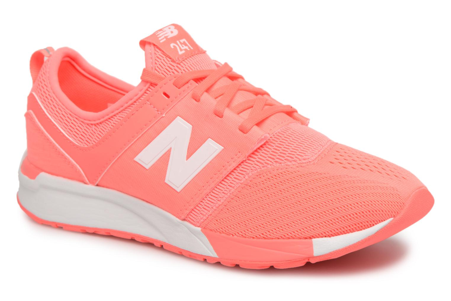 PWG Pink/White New Balance KL247 (Rose)