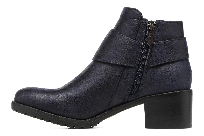Bottines et boots Les P'tites Bombes Diane Bleu vue face