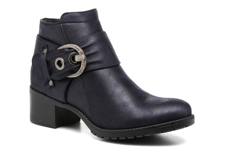 Bottines et boots Les P'tites Bombes Diane Bleu vue détail/paire
