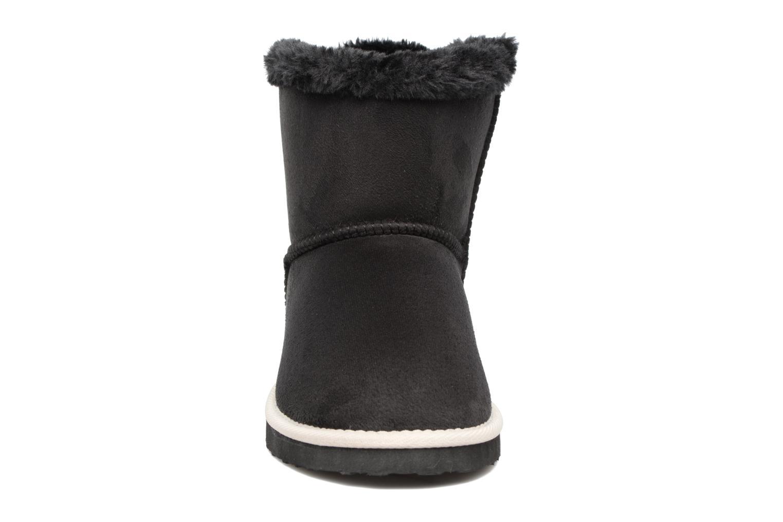 Bottines et boots Les P'tites Bombes NADEGE Noir vue portées chaussures