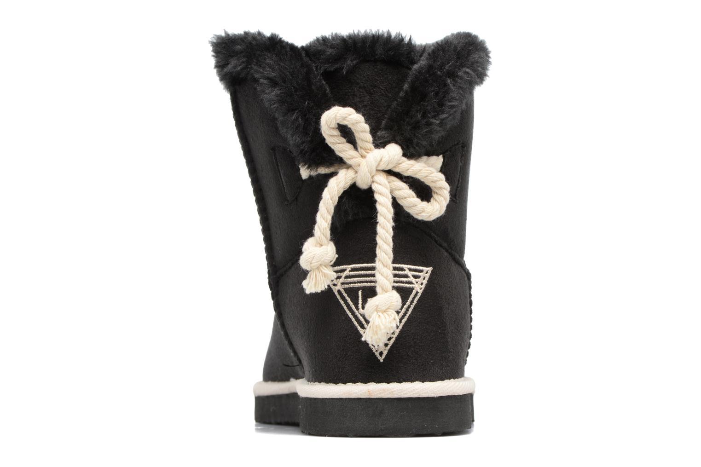 Bottines et boots Les P'tites Bombes NADEGE Noir vue droite