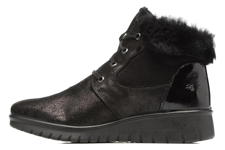 Bottines et boots Romika Varese N10 Noir vue face