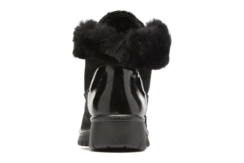 Bottines et boots Romika Varese N10 Noir vue droite