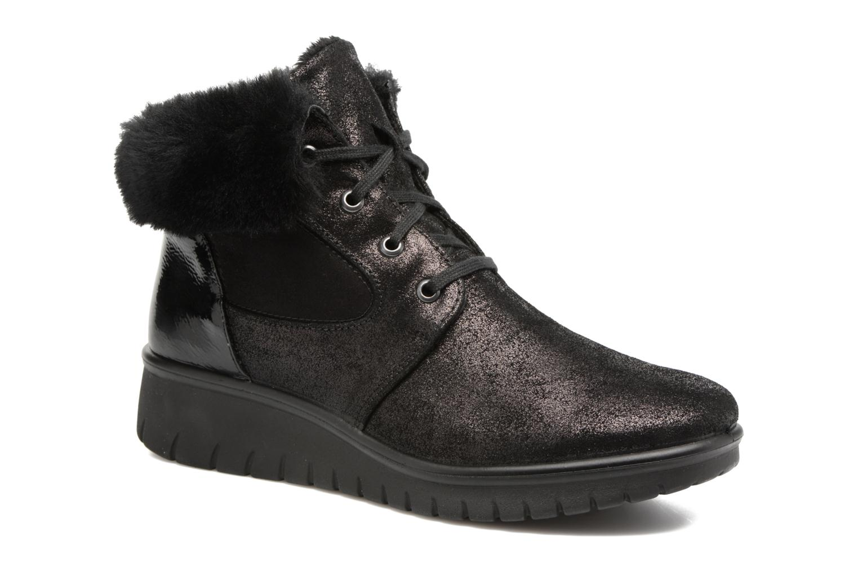 Bottines et boots Romika Varese N10 Noir vue détail/paire